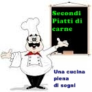 Secondi Piatti: Zucchine ripiene con salsiccia
