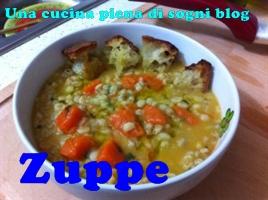 Zuppe: Crema di Zucchine
