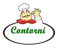 Contorni:  Insalata pompelmo, olive e feta