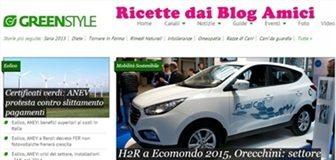Blog Amico : Greenstyle sito ufficiale