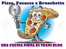 Pizze, Focacce e Bruschette: Panini per i giorni di Festa