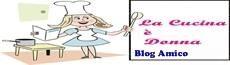 Ricette dai Blog Amici: La Cucina è Donna blog- Crostata alle Amarene