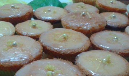 Dolci: Muffin al limone