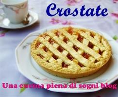 Crostate:  Crostata deliziosa alla Nutella morbida
