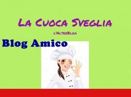 Ricette dai Blog Amici:La Cuoca Sveglia blog- Pan di Spagna alle nocciole