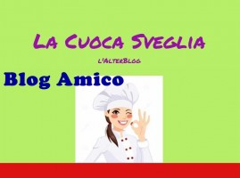 Ricette dai blog Amici: La Cuoca Sveglia blog- Bavarese light di Frutti Rossi, Yogurth e Vaniglia