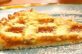 Crostate: Crostata morbida con marmellata