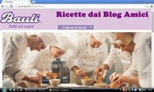 Ricette dai Blog Amici:  Croissant Cioccolato- Bauli sito ufficiale              Bauli sito ufficiale