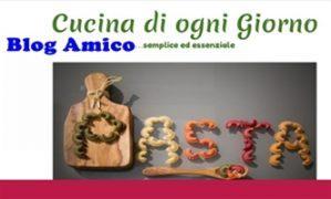 Blog Amico: Cucina di ogni Giorno blog