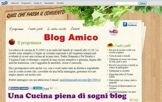Ricette dai blog Amici: Quel che passa il convento( ricette)- Farfalle di Rossella