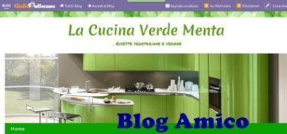 Blog Amico: La Cucina Verde Menta blog