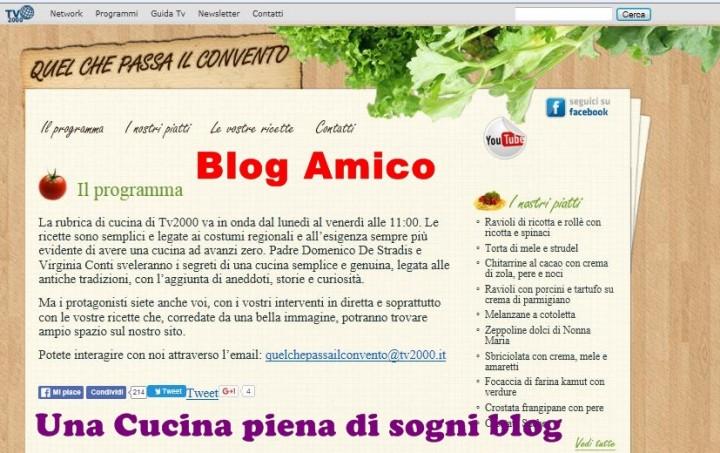 Blog amico la cucina verde menta blog una cucina piena - La cucina verde ...