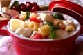 Insalata di pasta pomodorini e stracchino