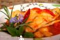 Filetti di orata e pomodorini - ricetta semplice