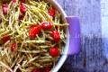 Trenette al pesto e pomodorini - ricetta pasta fredda veloce