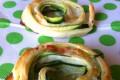 Girelle cotto zucchine e asiago