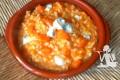 Risotto zucca gorgonzola e mascarpone