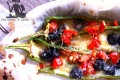 Peperoni scamorza e pomodorini