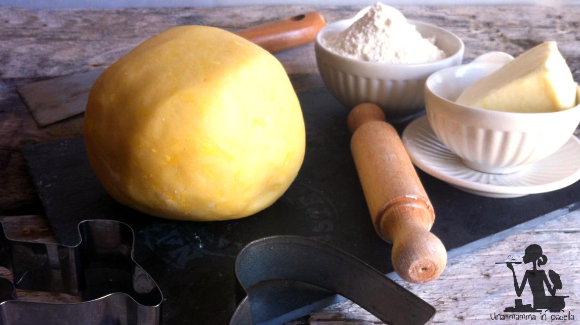 Pasta frolla salata – ricetta