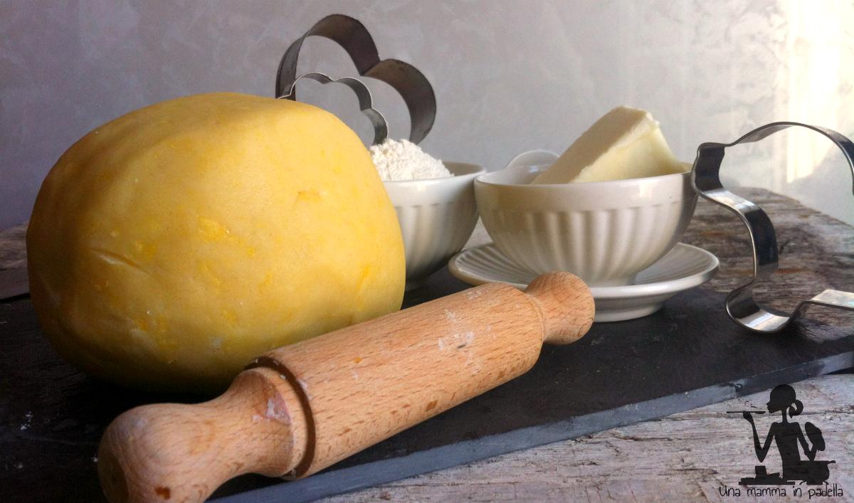 Pasta frolla salata - ricetta