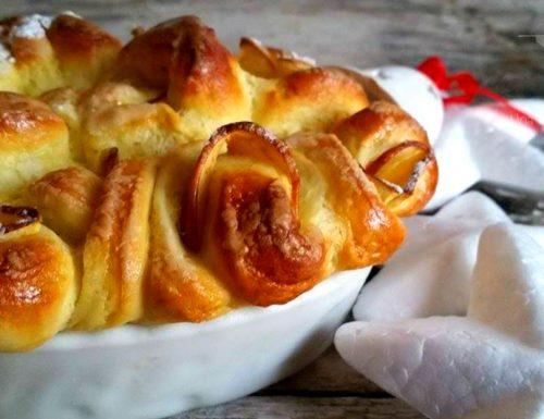 Pan brioche alle mele – ricetta passo passo