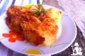 Patate e parmigiano al forno