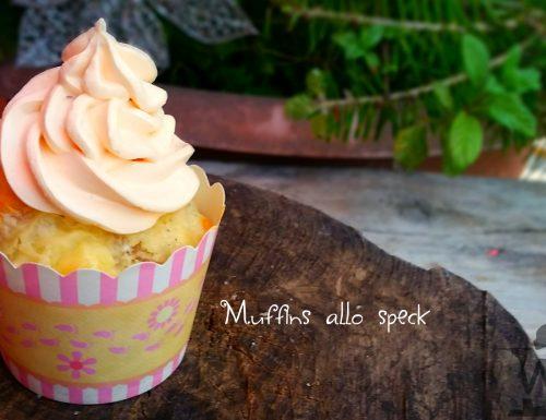Muffins allo speck