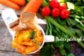Pasta e patate pancetta e aromi