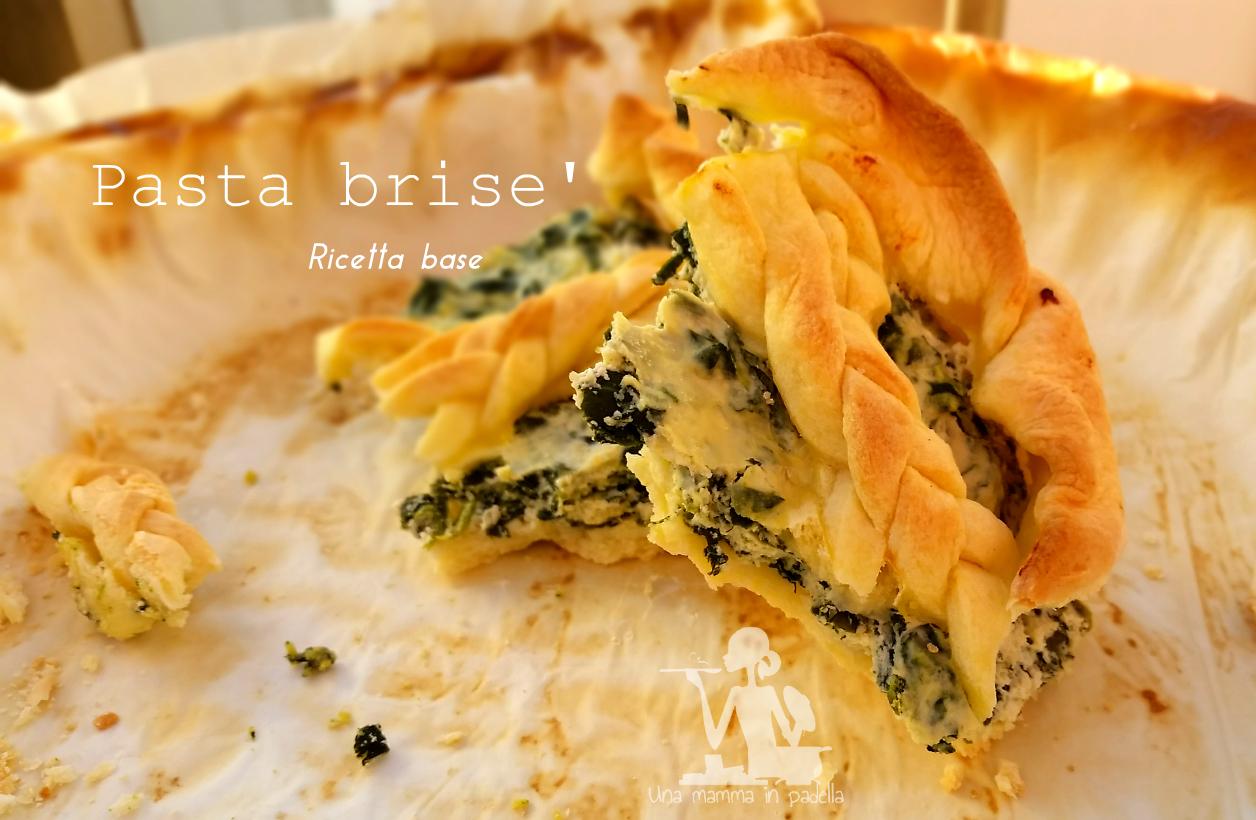 Pasta brise
