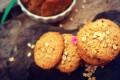 Biscotti integrali latte di cocco e limone