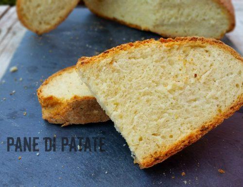 Ricetta del pane di patate