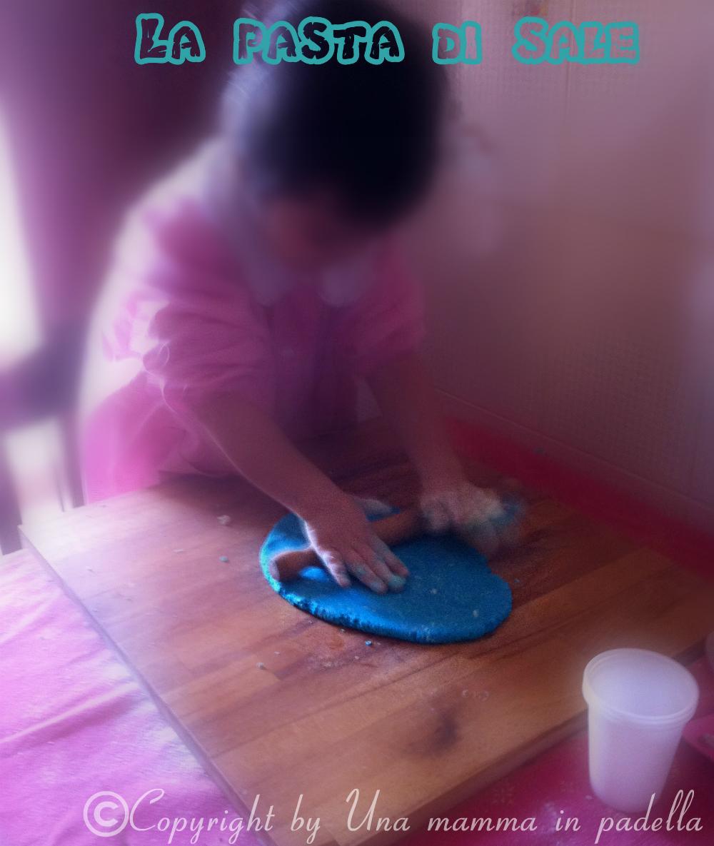 La pasta di sale