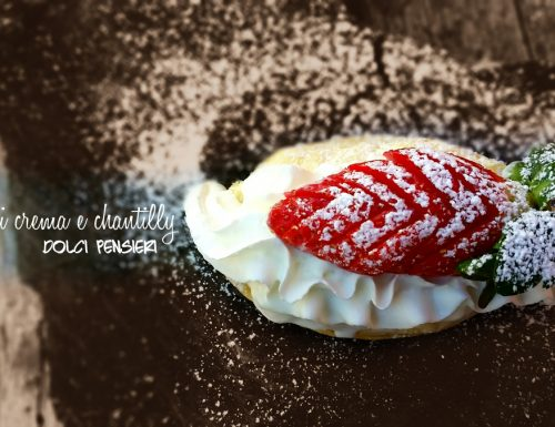Delizie di crema e chantilly