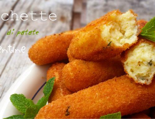 Crocchette di patate Salentine