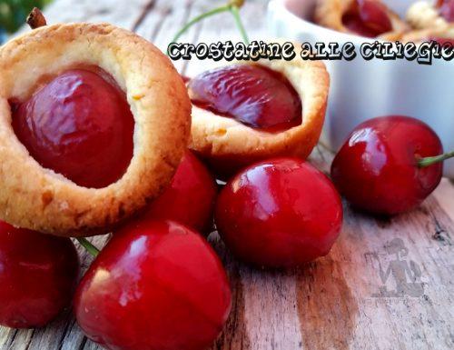 Crostatine alle ciliegie