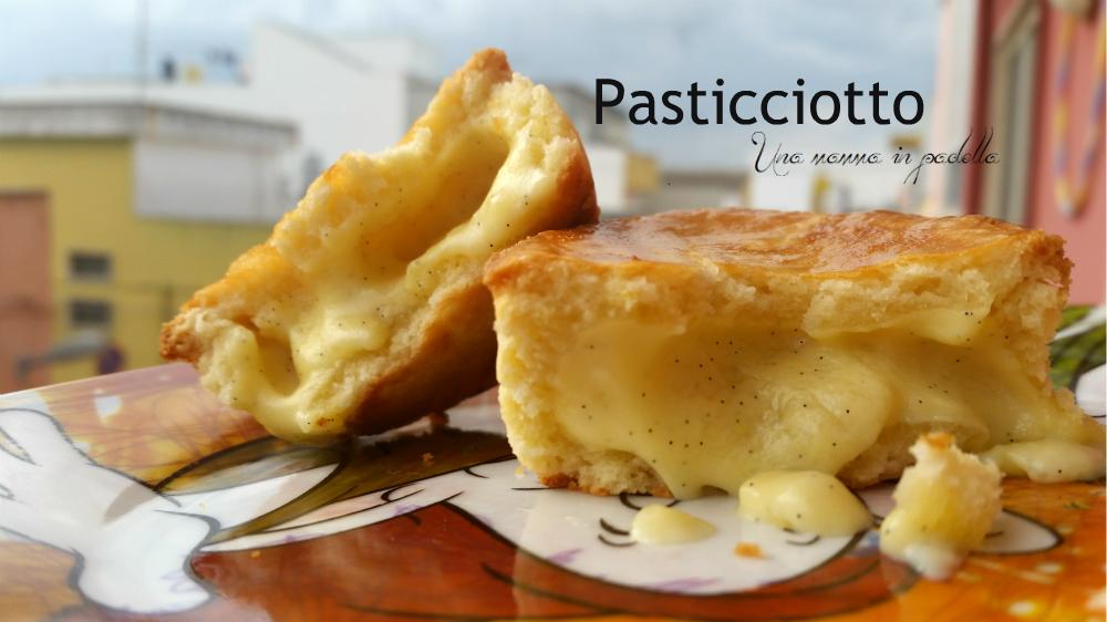 Pasticciotto leccese - ricetta