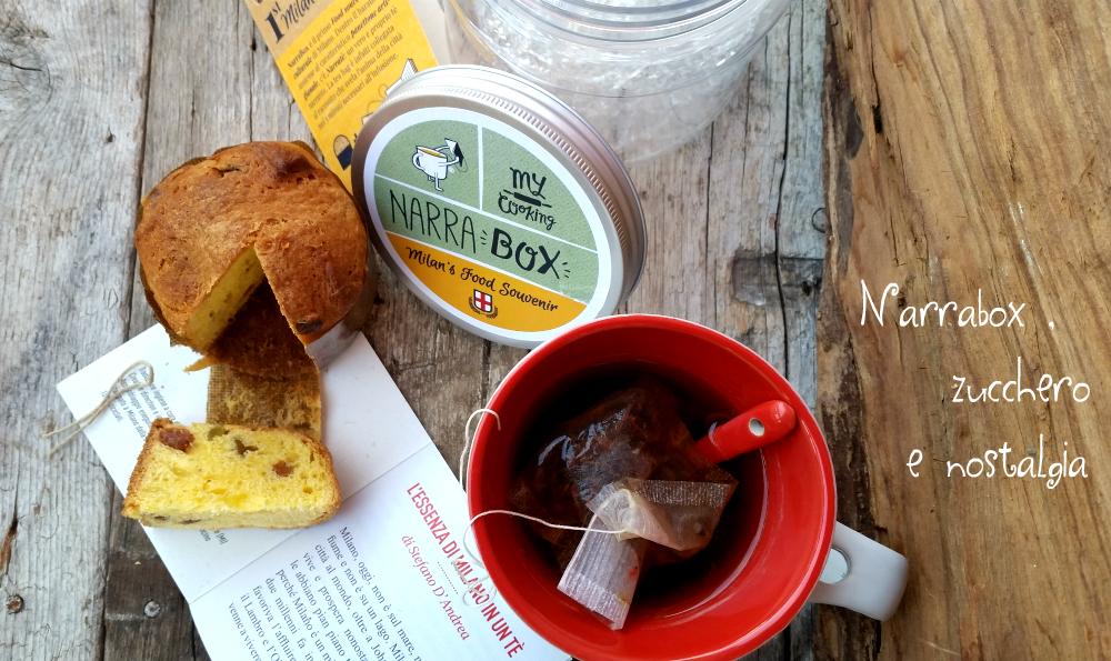 Narrabox , zucchero e nostalgia