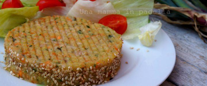 Burger a crudo – ricetta light estiva