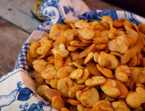 fave fritte ricetta semplice