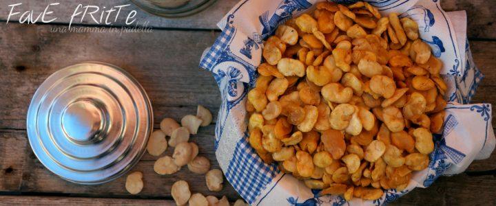 Fave fritte – ricetta semplice