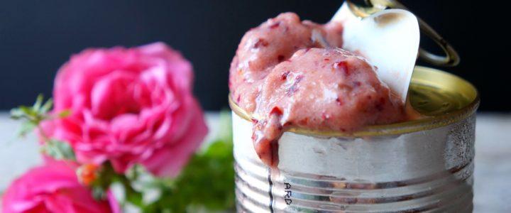 Finto gelato alla frutta – ricetta light