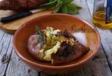 patate dolci al forno – ricetta antica