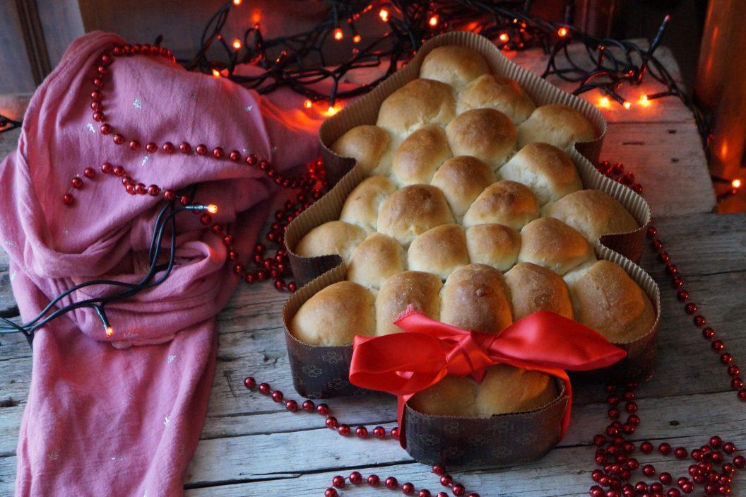 Alberello di pan brioche