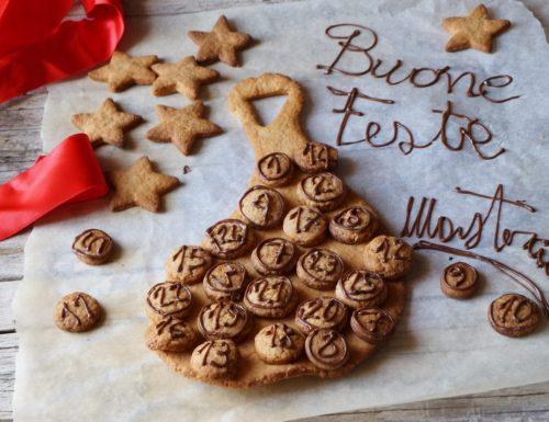 Biscotti miele e cannella calendario avvento