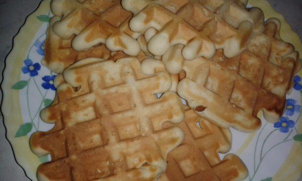 Gaufres o waffle