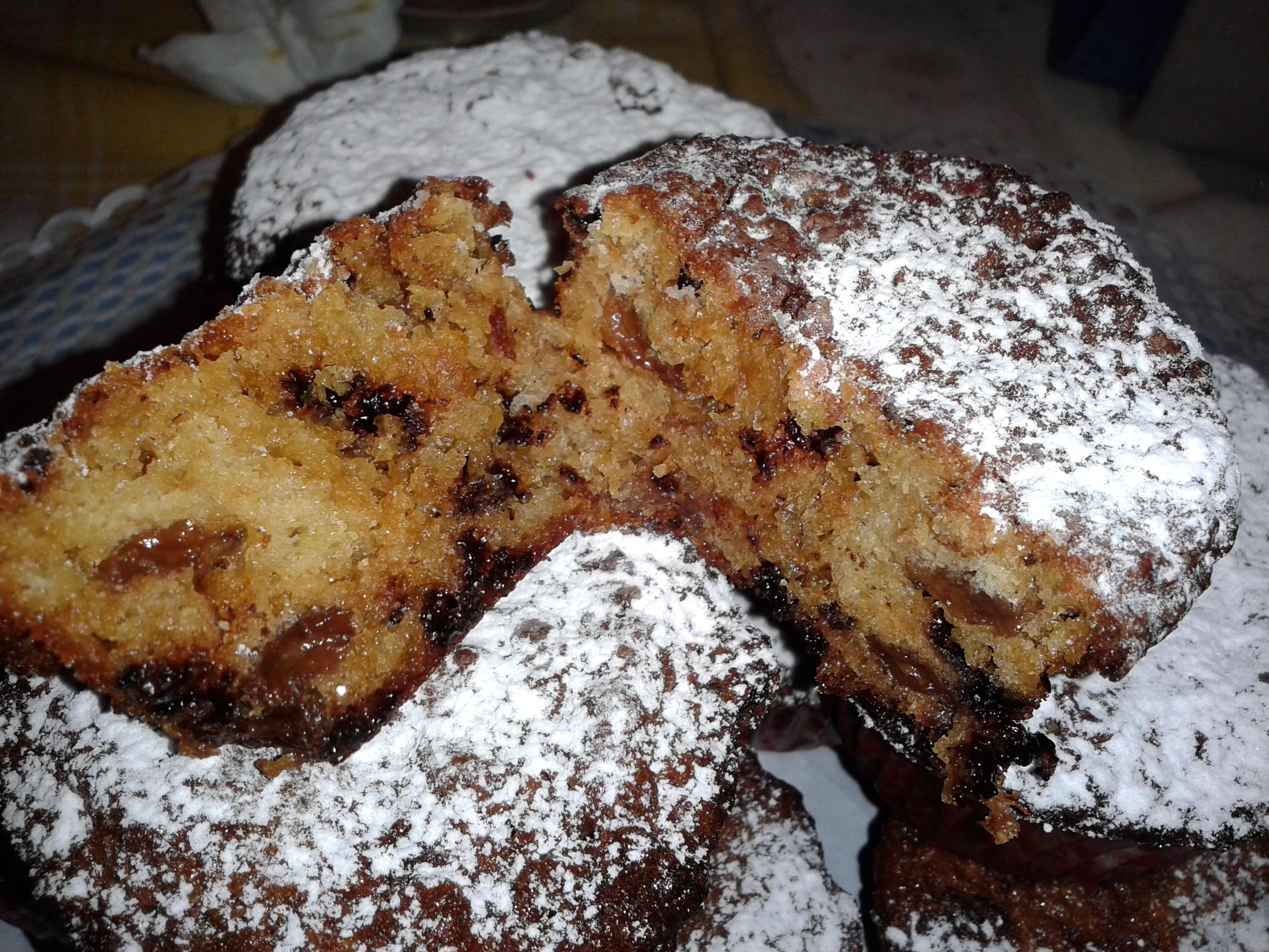Muffin di Pandoro