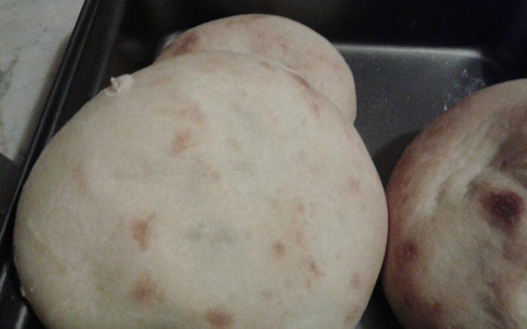 Focaccine con patate