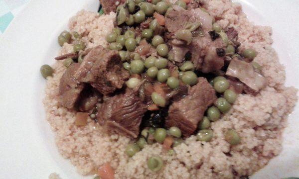 Cuscus di carne