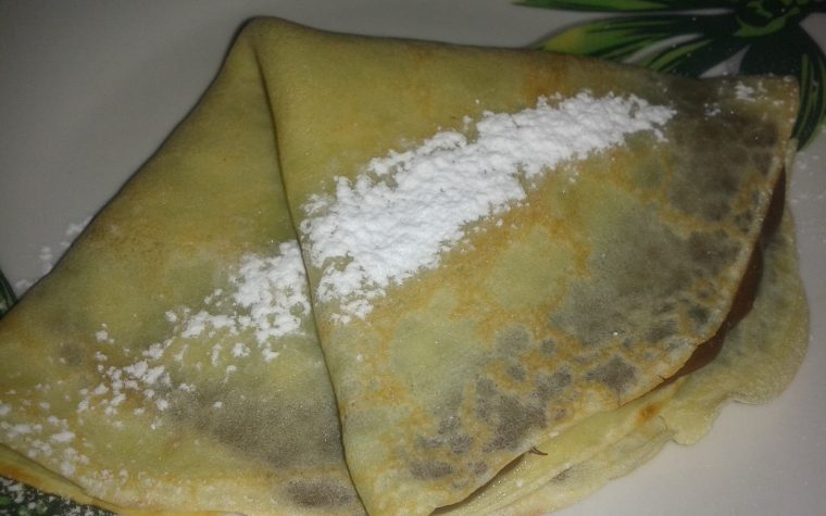 Crêpes – ricetta base sia per dolci che per salati