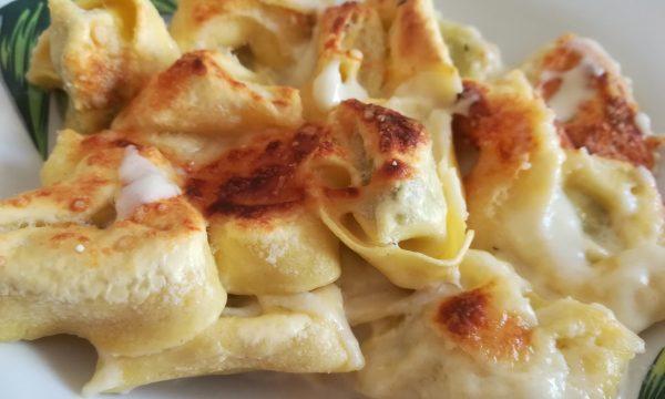 Tortelloni di magro ai formaggi